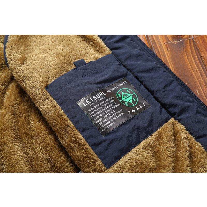 Fashion Business Plaid Waistcoat Suit Vest for Men - 8
