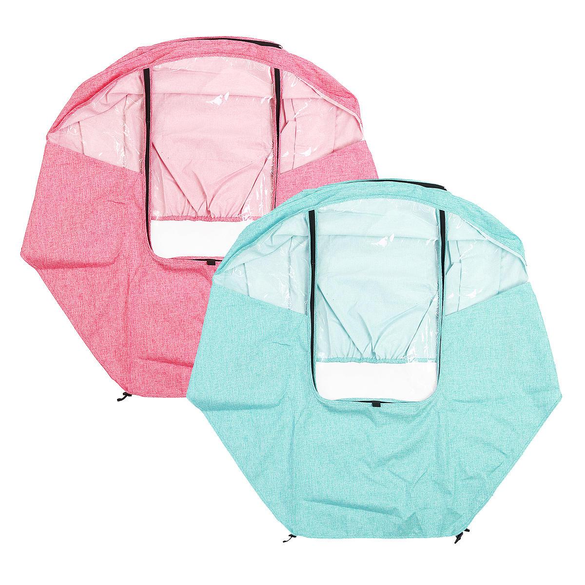 Baby Car Seat Cover Warm Waterproof Snow Wind Rain Shield  Baby Stroller Pushchair