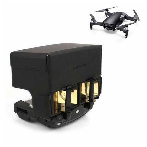 Mirror Foldable Signal Extend Antenna Range Booster Sunshade Cover for DJI Mavic Air Mavic Pro Spark