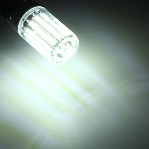 E27 E17 E14 E12 B22 18W 100 SMD 5736 LED Pure White Warm White Natural White Corn Bulb AC85 265V - 3