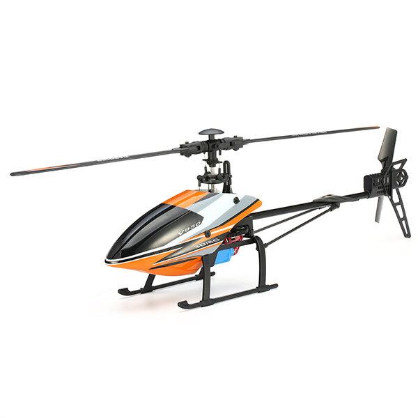 WLtoys V950 2.4G 6CH 3D6G Hệ thống Máy bay trực thăng RC không chổi than không chổi than BNF