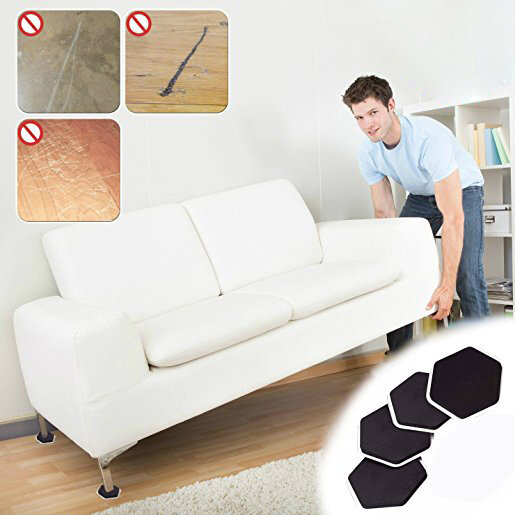 Furniture Moving Sliders Mover Pads