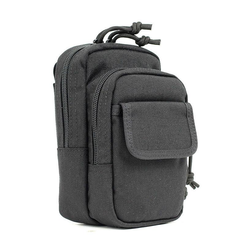 FEDE PRO Camouflage Cellulare Molle EDC Tactical Belt Bag pacchetto impermeabile di accessori bagagli Pouch - 8