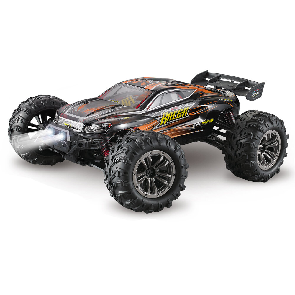 WPL C44KM Metal Edition Unassembled Kit 1/16 4WD RC Car Off-Road Vehicles with Motor Servo - 1
