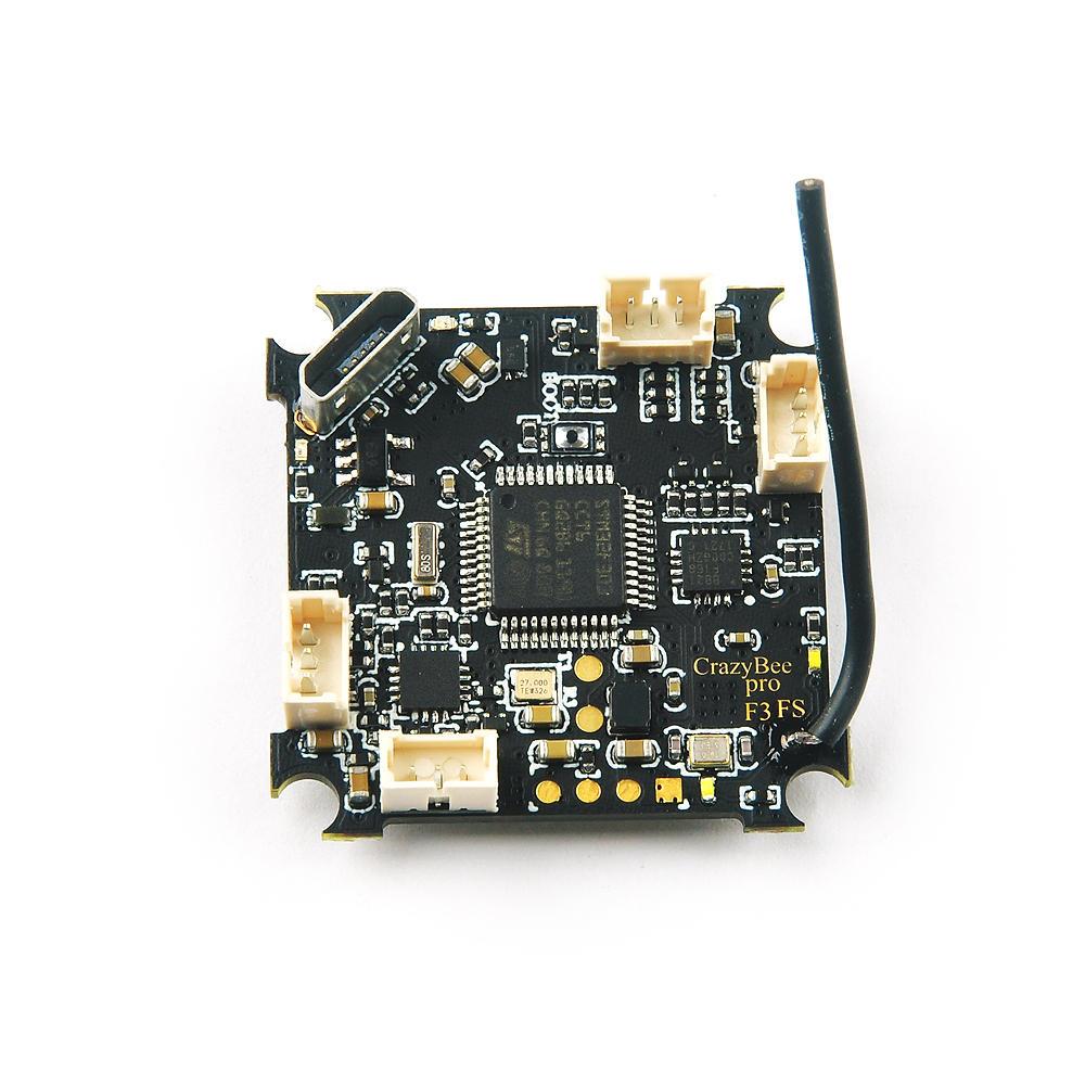 Racerstar Crazybee F3 Pro Flight Controller Mobula7 5A 1-2S Compatible Flysky/Frsky/DSMX Receiver