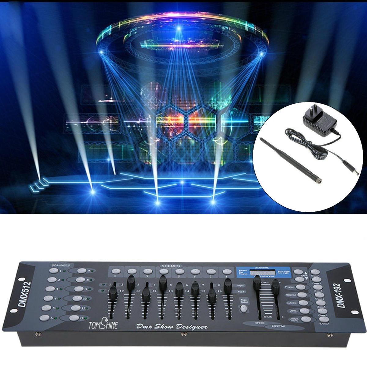 192 Channels Dmx512 Light Controller