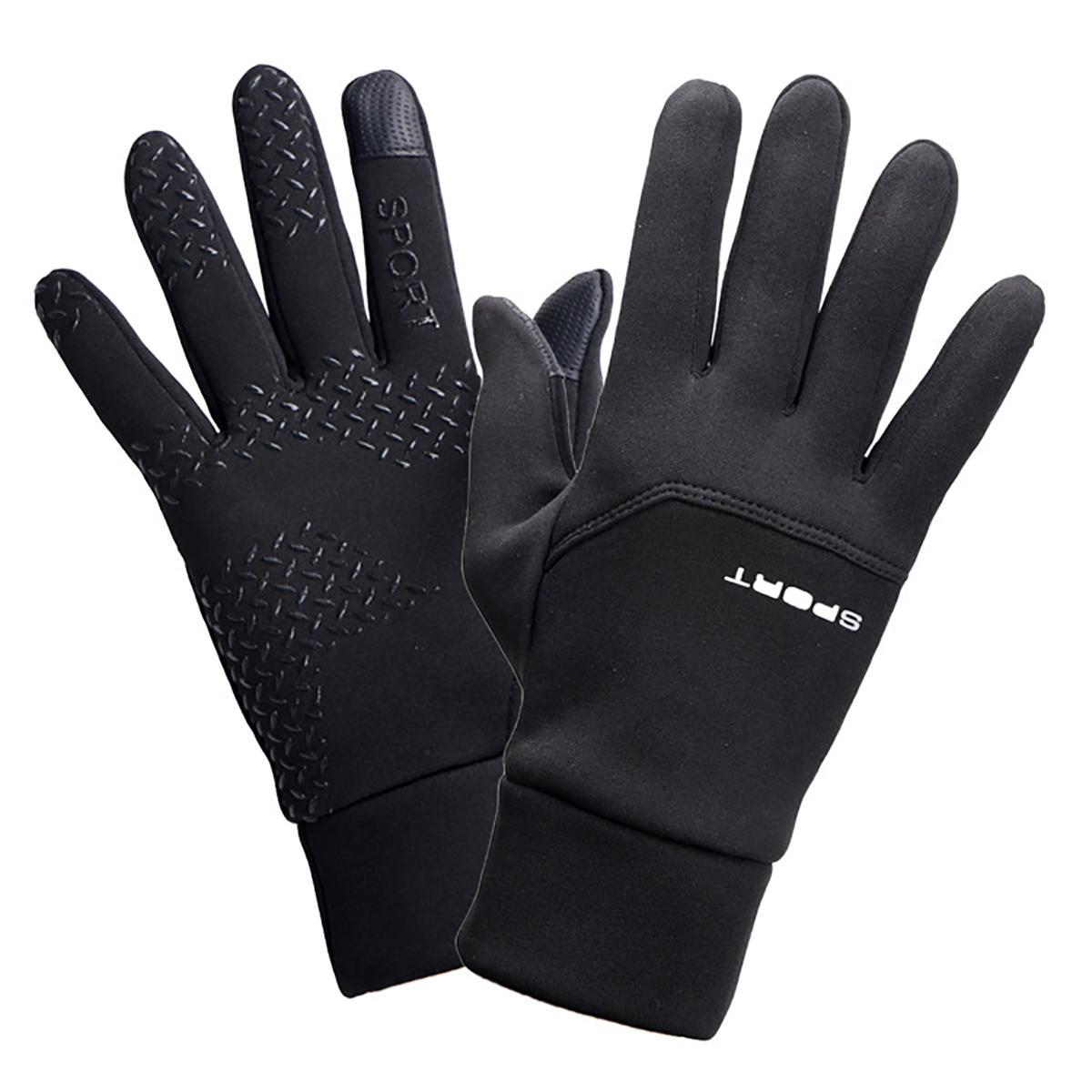 Men Women Winter Warm Gloves Windproof Waterproof Thermal Touch Screen Mitten us