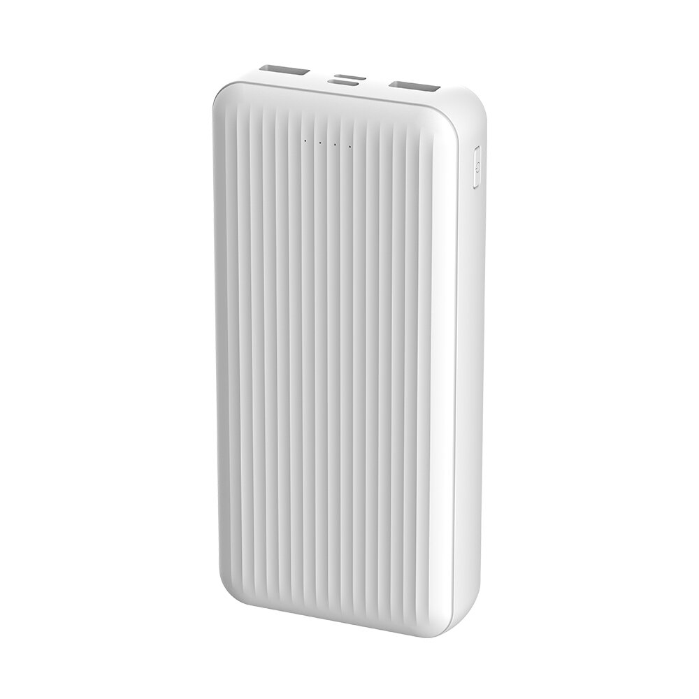 Bakeey PT-419 20000mAh PD18W3マイクロ/タイプ付き入力/ Lightning3出力用Type-C+ USB QC3.0 PD3.0Samsung用双方向パワーバンクGalaxyS21 Note S20 ultra Huawei Mate40 P50 OnePlus…