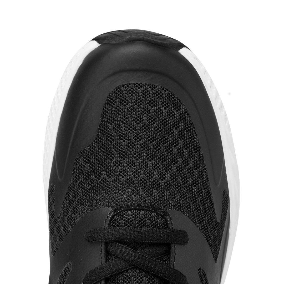 YUNCOO Ultralight Men Sneakers High Elastic EVA Wear Resistance Non slip Sports Running Shoes Casual Shoes from xiaomi youpin - 3