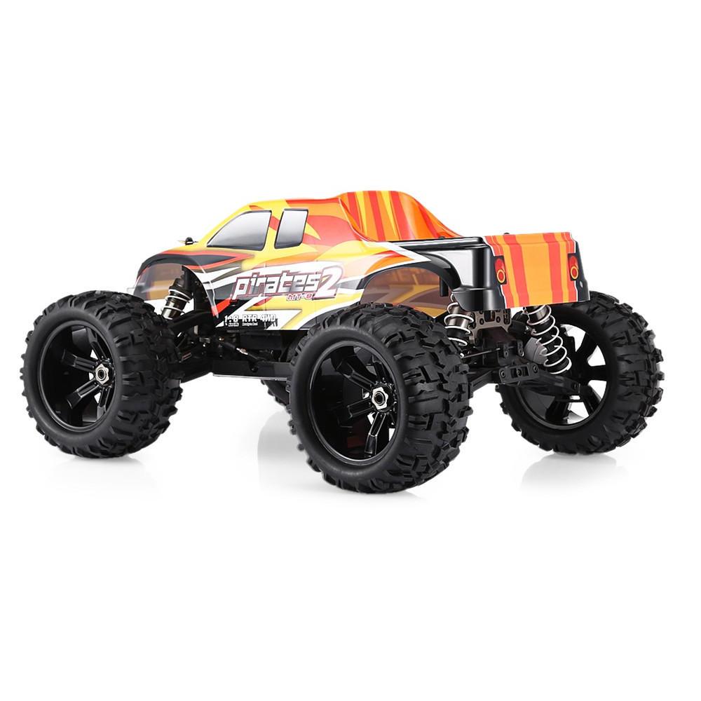 RGT 136240 V2 1/24 2.4G RC Car 4WD 15KM/H Vehicle RC Rock Crawler Off-road - 4