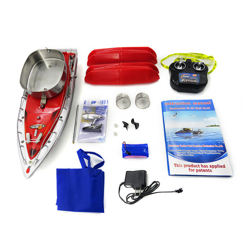 Volantex 792-5 Vector SR65 65cm 55KM/h Brushless High Speed RC Boat With Water Cooling System - 12