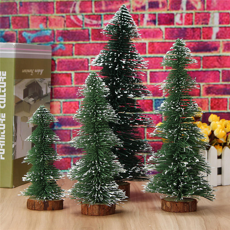 Mini Christmas Tree Home Wedding Decoration Supplies Tree Small