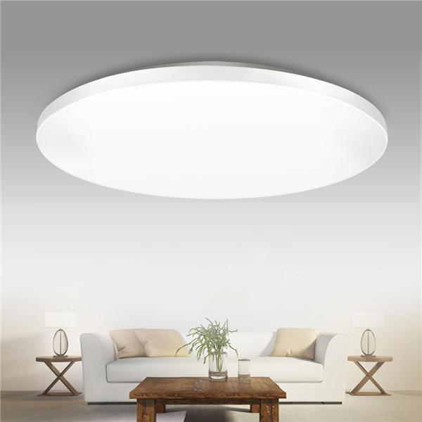 12W 1000LM LED Flush Mount Ceiling Light Round Ultrathin Fixture for  Kitchen Bedroom AC110V-240V