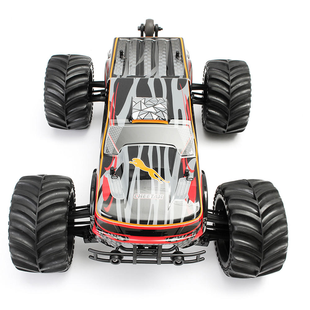 Wltoys A959 Rc Car 1/18 2.4G 4WD Off Road Buggy Truck RTR Toy - 6