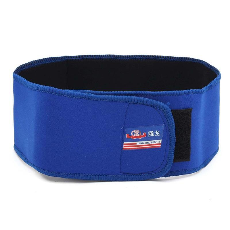 Điều chỉnh thắt lưng đàn hồi hỗ trợ Nẹp cột sống thắt lưng Giảm đau thắt lưng thoáng khí