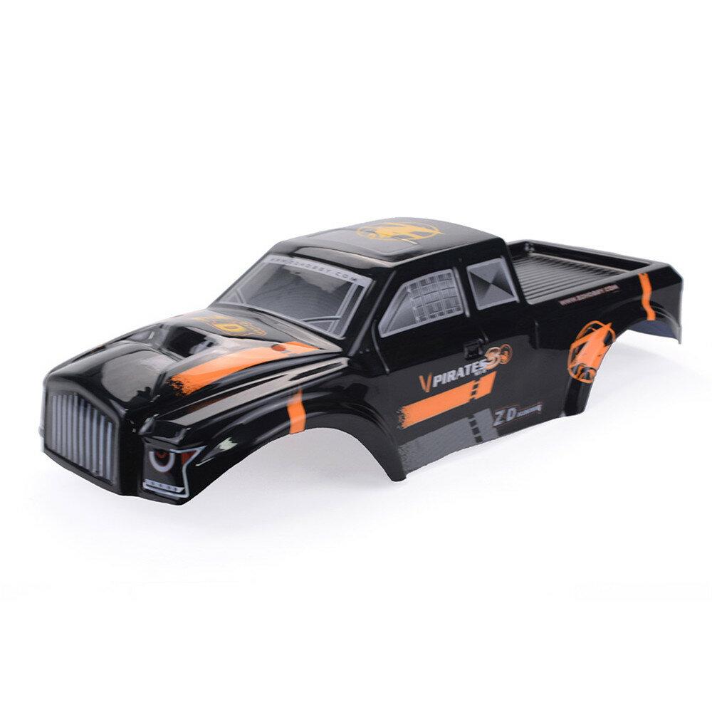 ZD Racing MT8 Pirates3 1/8 Brushless RC Car Body Shell Suku Cadang