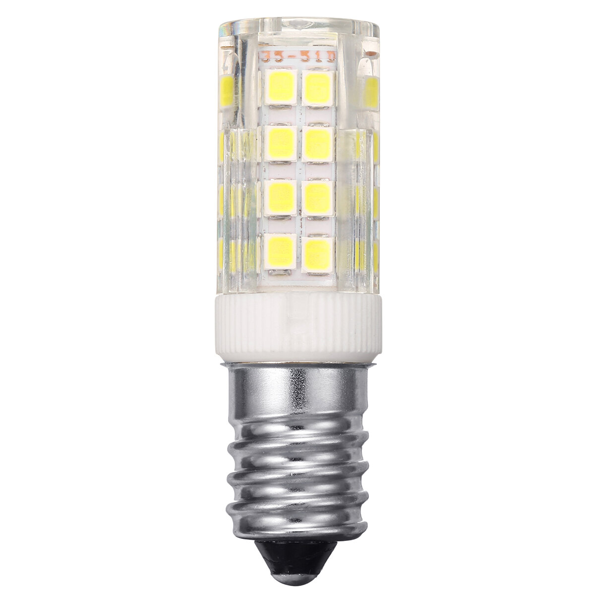 AC110-240V 9W G9 SMD2835 Non-dimmable 75 LED Ceramic Corn Light Bulb for Outdoor Home Decoration - 6