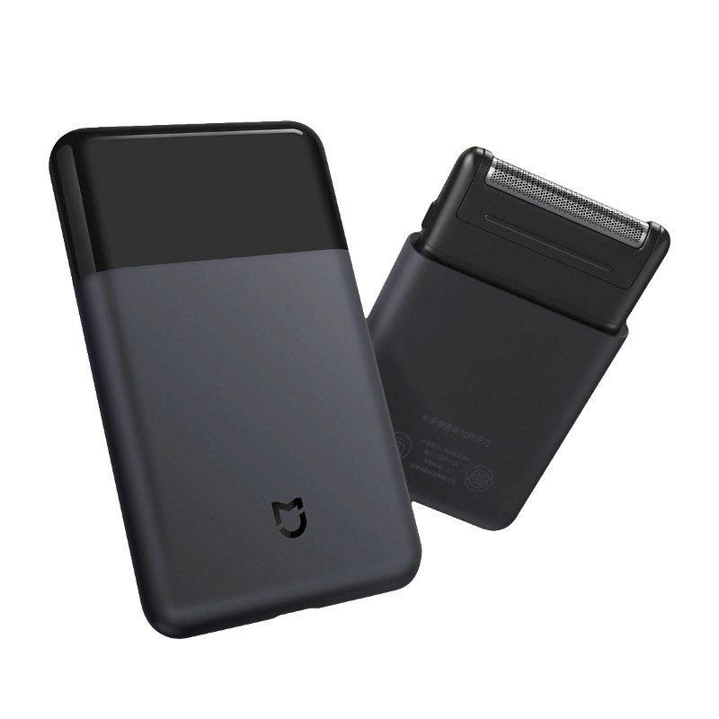 Xiaomi Mijia पोर्टेबल मिनी शेवर 7800rpm इलेक्ट्रिक रेजर अल्ट्रा कम शोर 13 मिमी मोटाई यूएसबी चार्जिंग