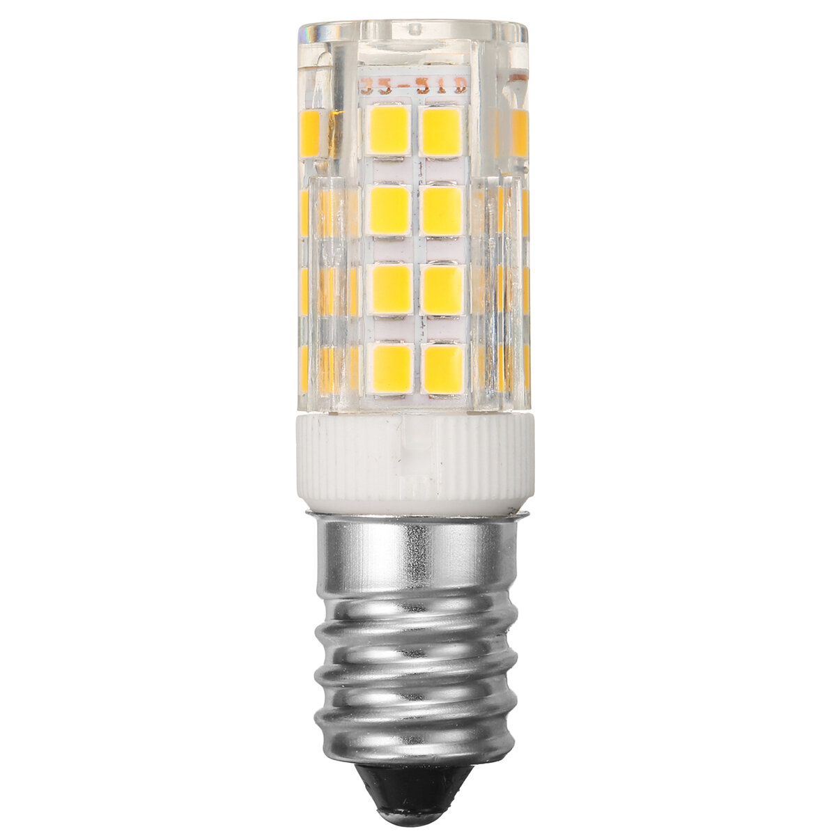 AC110-240V 9W G9 SMD2835 Non-dimmable 75 LED Ceramic Corn Light Bulb for Outdoor Home Decoration - 7