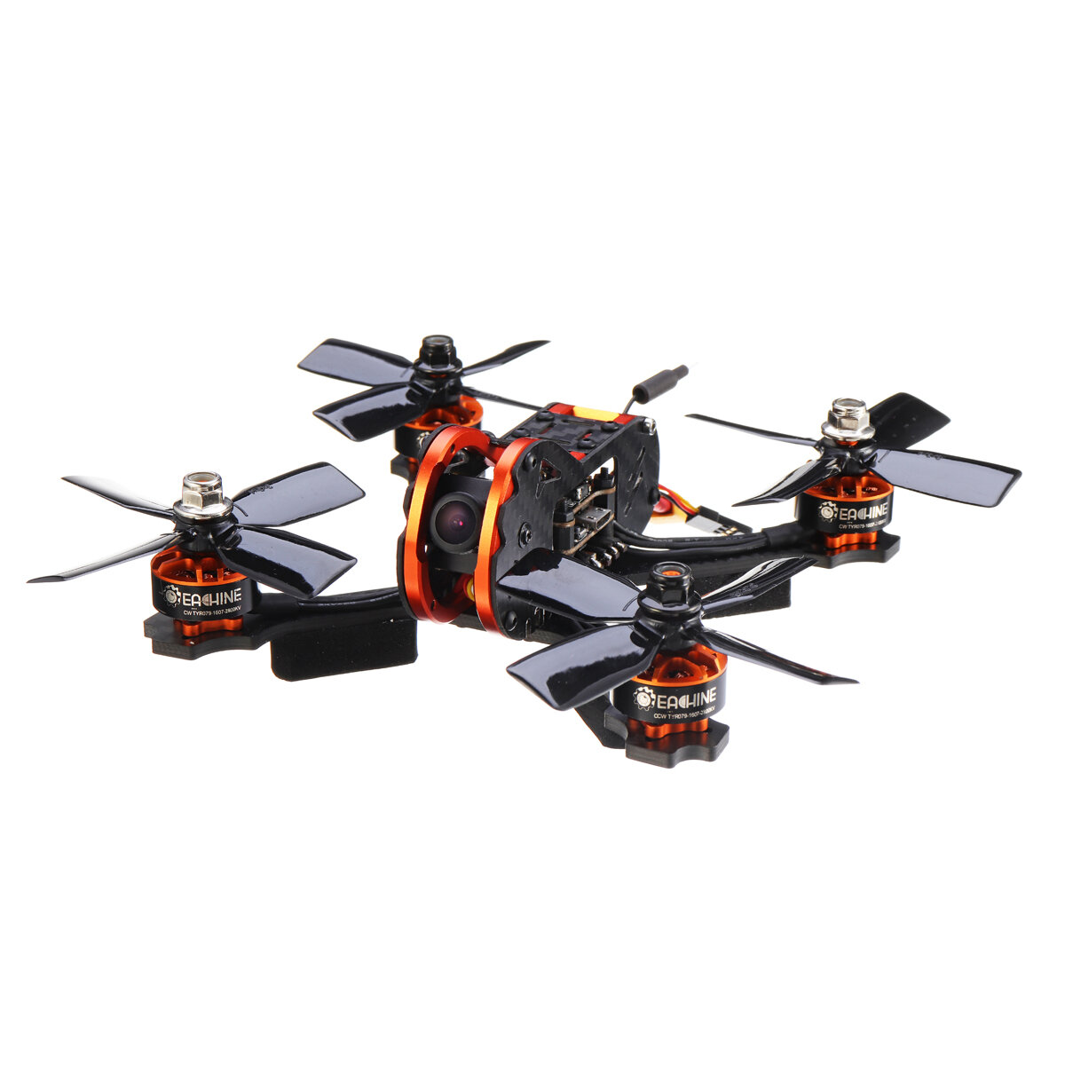 Eachine Tyro79 140mm 3 Inch DIY Version FPV Racing RC Drone F4 OSD 20A BLHeli_S 40CH 200mW 700TVL
