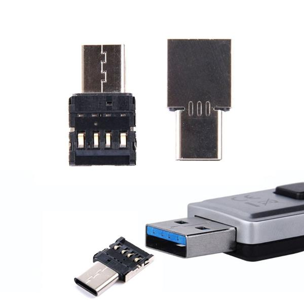 Bakeey Multi-function Type C Male To USB Female OTG Adapter Converter For Oneplus 5t Xiaomi 6 Mi A1