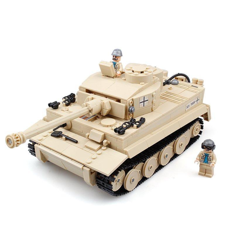 Funny Sliding Building Blocks Engineering vehicles Cars Model Toys For Kids Gift - 1