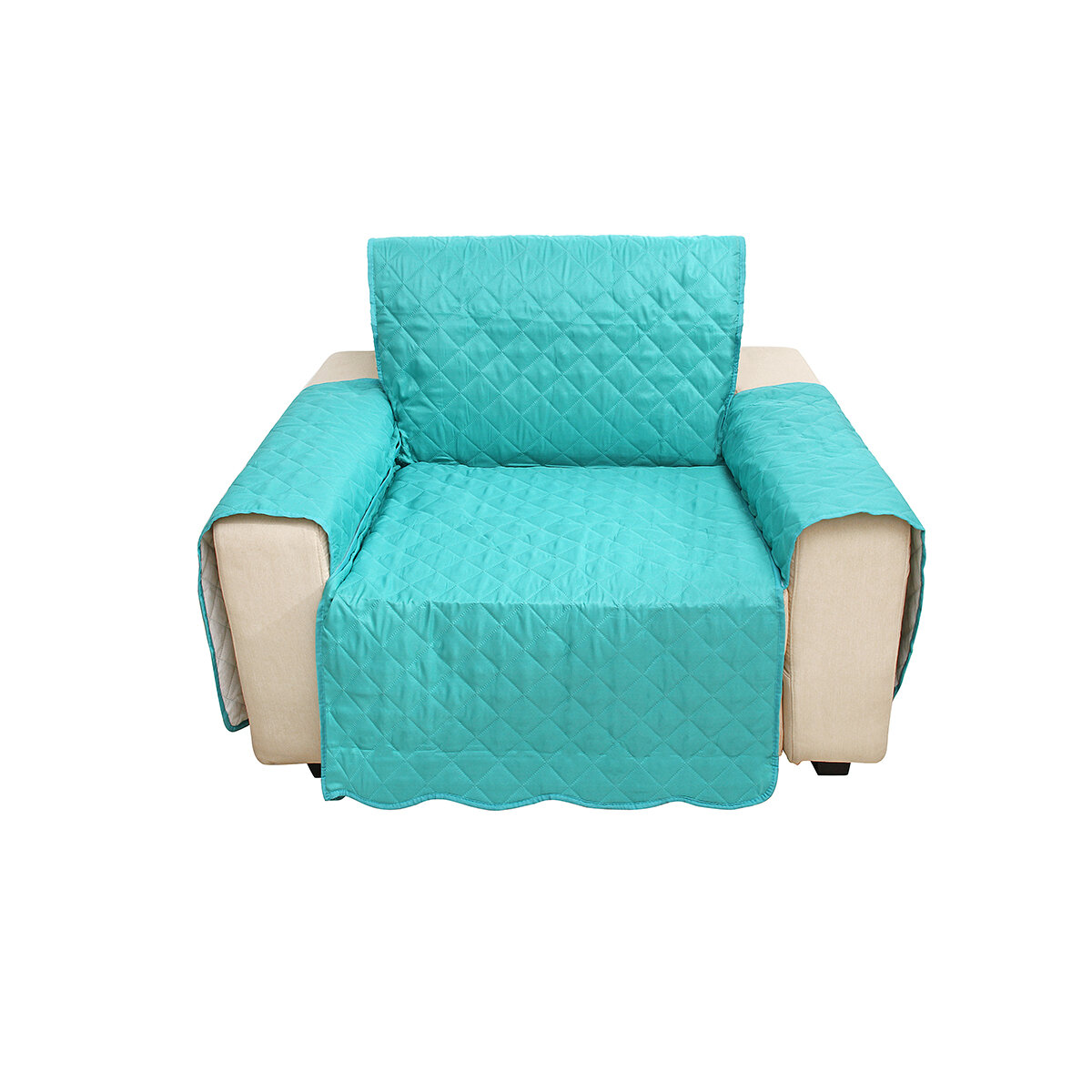 Terrific Single Seat Sofa Cover Living Room Home Decoration Polyester Fashion Dust Proof Chair Covers Caraccident5 Cool Chair Designs And Ideas Caraccident5Info