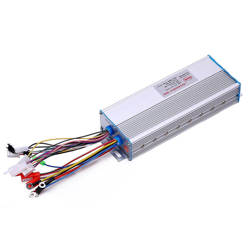 BIKIGHT 48V-64V 1200W Brushless Motor Controller 18Fets For Electric Bike Bicycle Scooter Ebike Tricycle фото