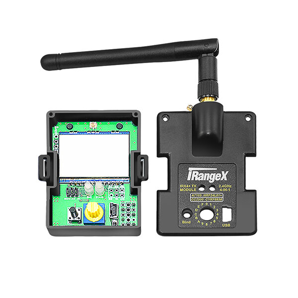 FrSky Taranis Q X7 ACCESS 2.4GHz 24CH Mode2 Transmitter with R9M 2019 Long Range Module for RC Drone - 3