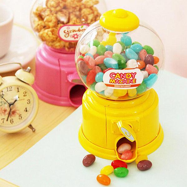 Honana HN B56 Kleurrijke Candy Storage Box Classic Candy Machine Spaarpot Kids Gift Room Decoration - 2