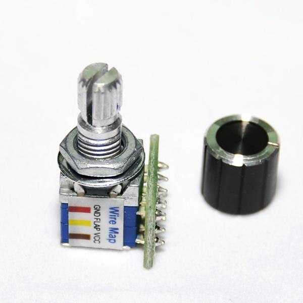 FrSky Taranis X9E 6 Position Switch Pot Knob