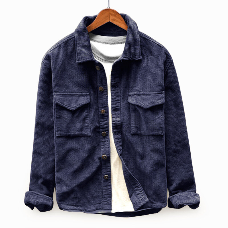 Mens Casual Business Fashion Jacket - 3