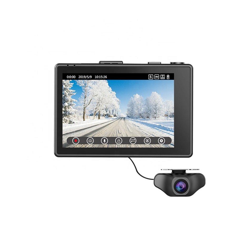 AZDOME M10 Pro 4K 3.0インチダッシュカムOLEDタッチスクリーンウルトラHDカーDVRカメラレコーダーWIFI GPS