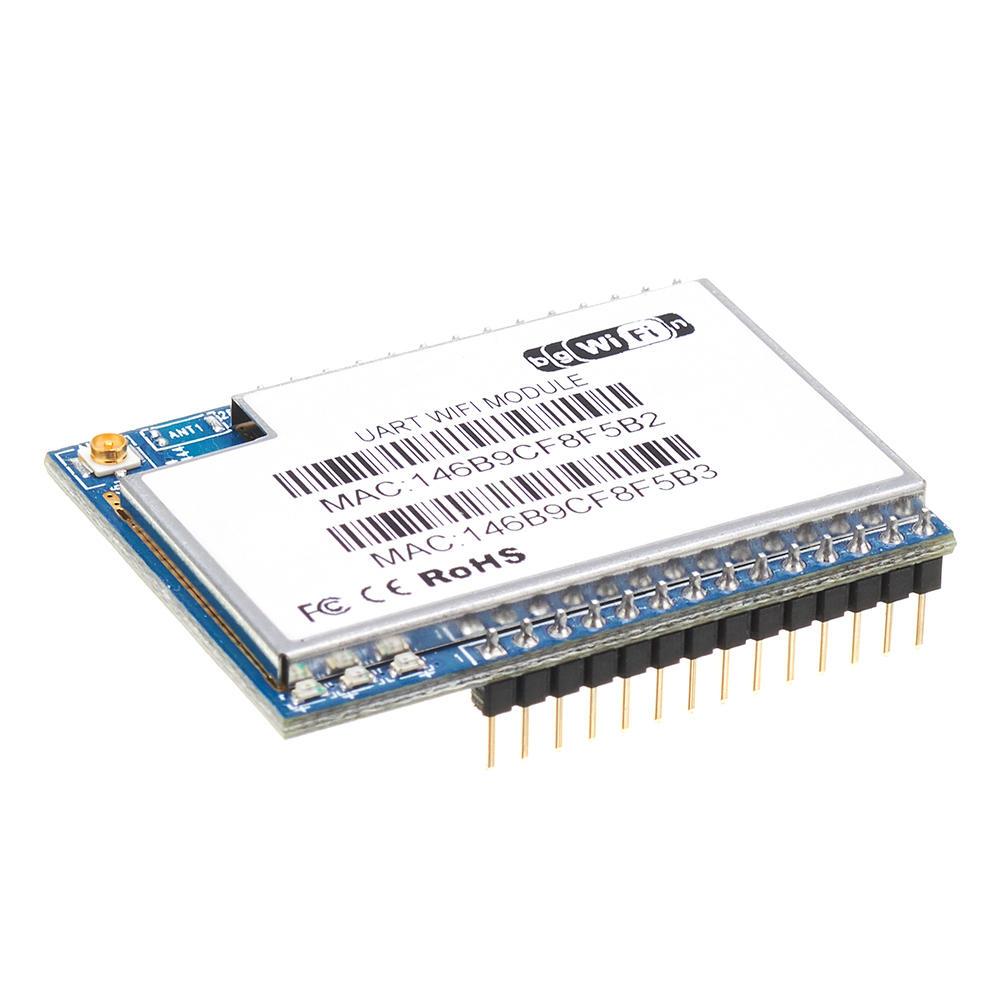 HLKRM04 Embedded WIFI to Serial Wireless Transparent Transmission Module  Microcontroller UART WIFI Module