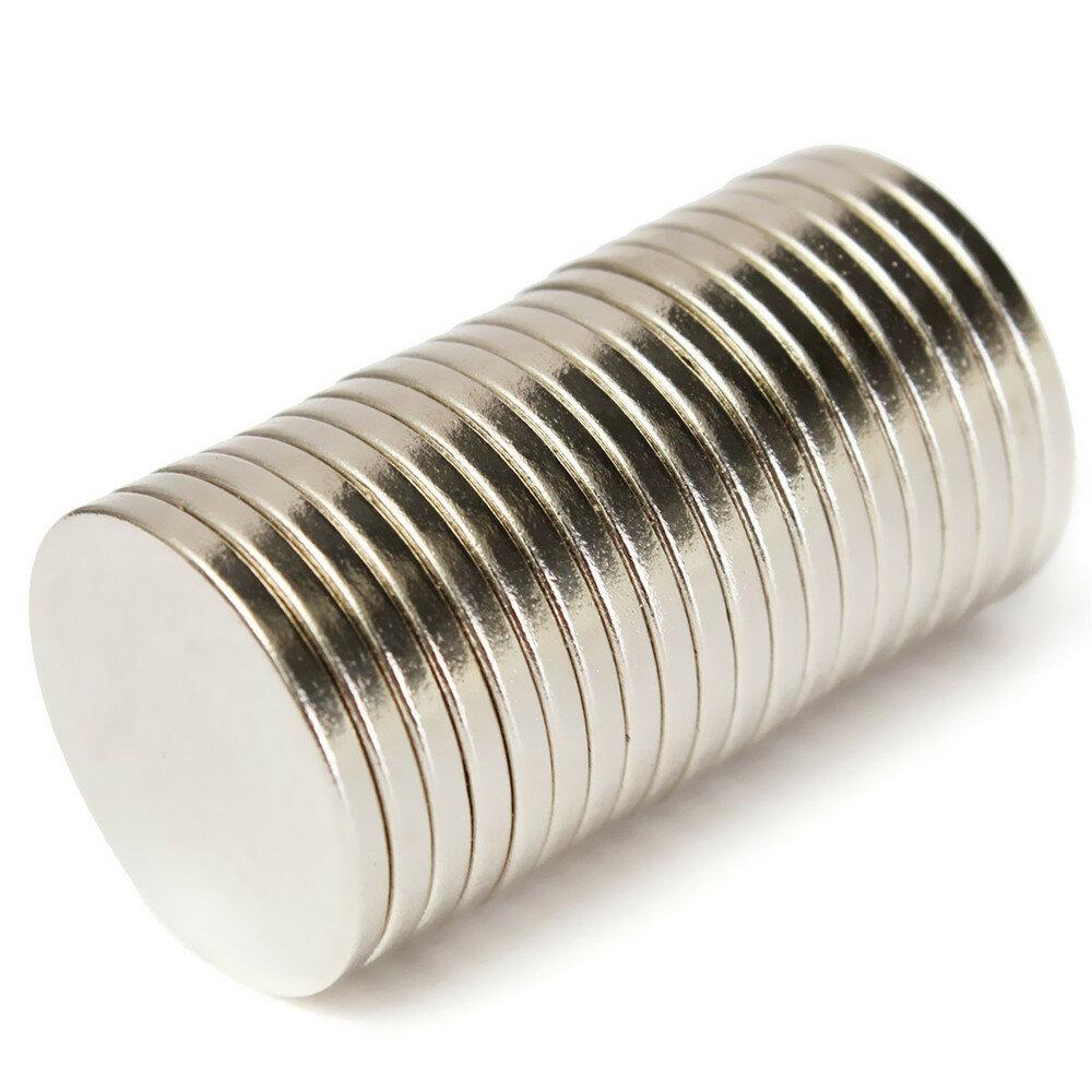 5pcs N35 Strong Block Cuboid Magnets Rare Earth Neodymium 40x10x4 mm - 1