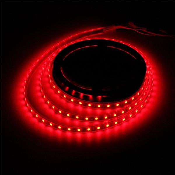 5M WS2812B 5050 RGB Waterproof IP67 150 LED Strip Light Dream Color Changing Individual Addressable DC 5V - 9