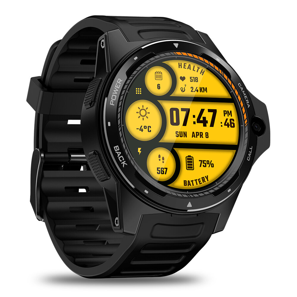 [bluetooth 5.0]Amazfit T-Rex AMOLED GPS + GLONASS Outdoor Watch 14 Sport Modes Track Weather Forecast Smart Watch Global Version - 3
