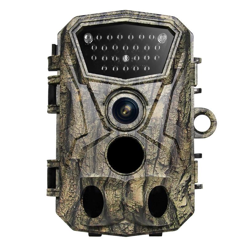 SGODDE 16MP 1080P 2.4Inch LCD Infrared Night Vision Hunting Camera Wide Angle Track Camera - 1