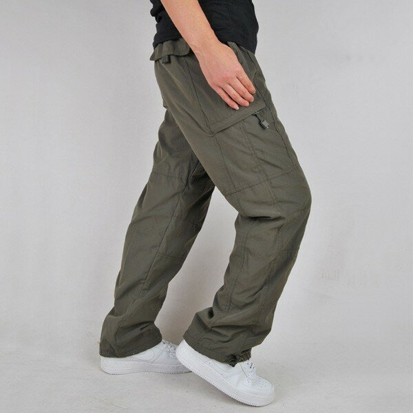 Mens Casual Baggy Street Pant Hippy Harem Drop Crotch Zipper Long Trouser Slack - 3