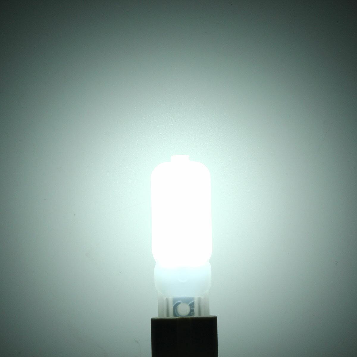 ARILUX® E14 G9 5W SMD2835 Pure White Warm White LED Corn Light Bulb No Flicker AC220V - 5