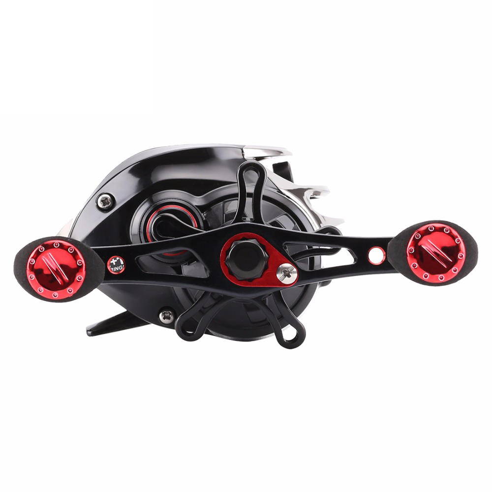 JK1000-7000 5.1/5.2:1 12BB Spinning Reels Saltwater Freshwater Left/Right Hand Fishing Reel - 3