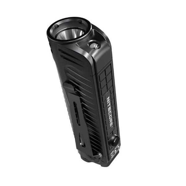 Elfeland 1201 T6 2000LM 5modes Zoomable LED Flashlight 18650/AAA - 6