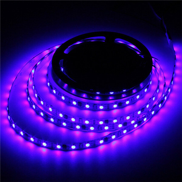1M 5M WS2812B 5 Pins RGBW RGBWW 4 IN 1 LED Strip Light Non-Waterproof DC5V - 3