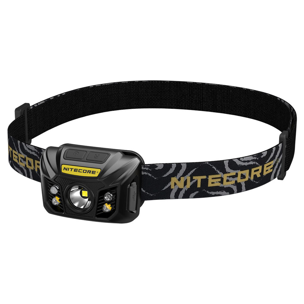 XANES D25 1650LM 2 x XPL LED 6 Modes Stepless Dimming USB Charging Interface IPX6 Waterproof Cycling Headlamp 18650 - 4