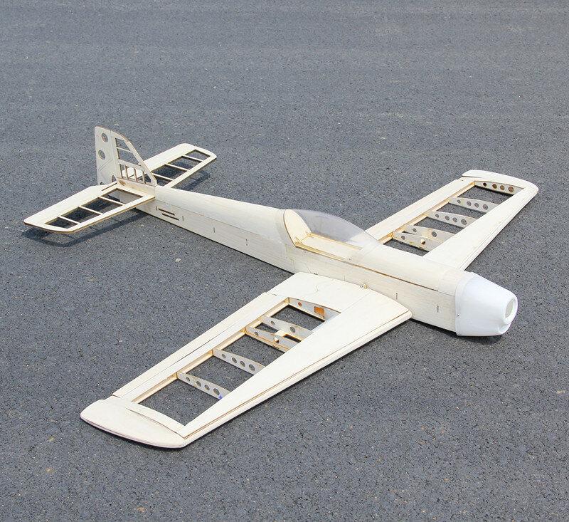 FS 25 Class 30E 1000mm Wingspan balsa Wood RC Airplane RC Racing Plane Fixed KIT