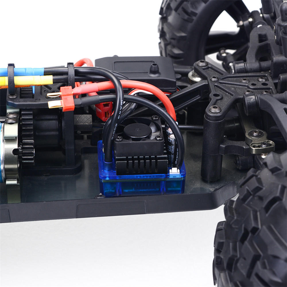 RGT 136240 V2 1/24 2.4G RC Car 4WD 15KM/H Vehicle RC Rock Crawler Off-road - 10