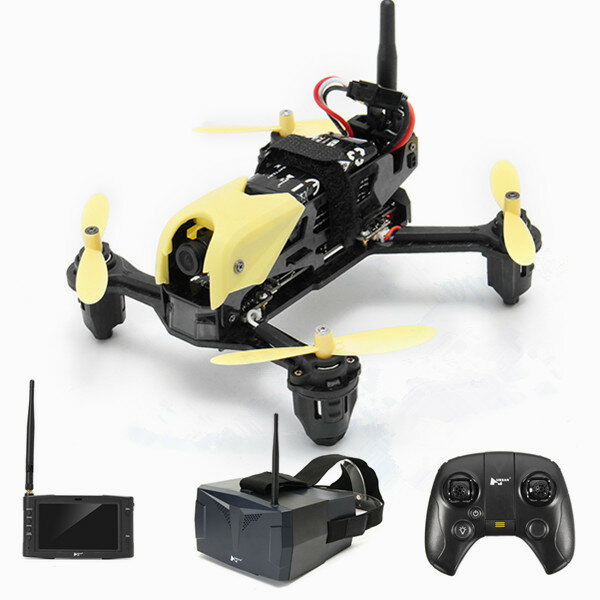Hubsan H122D X4 STORM 5.8G FPV Micro Racing Drone RC Quadcopter With 720P Camera HV002 Goggles