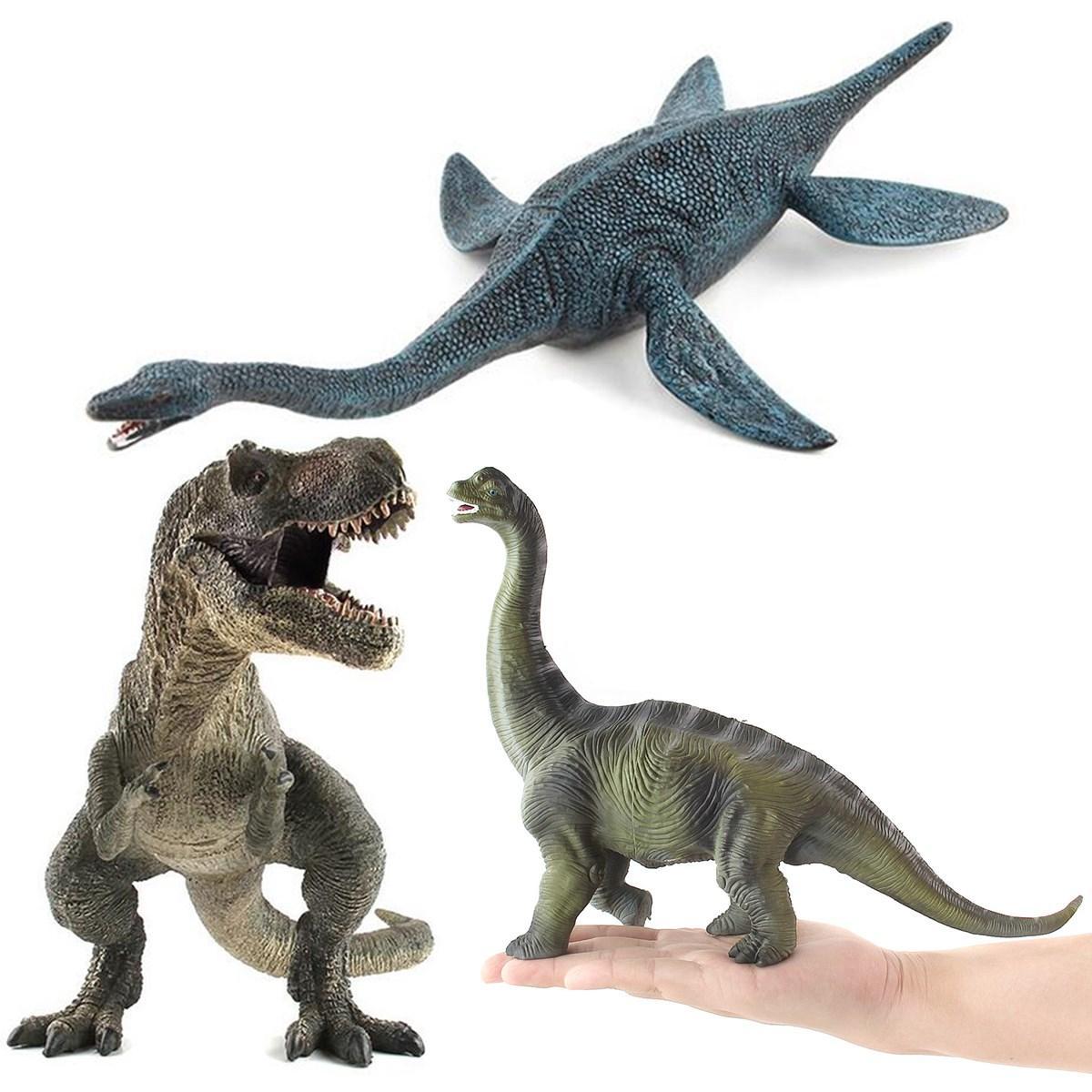 Grande Dinosauro giocattolo Brachiosaurus giocattolo in plastica plastico Realistico Realistico regalo per i bambini - 12