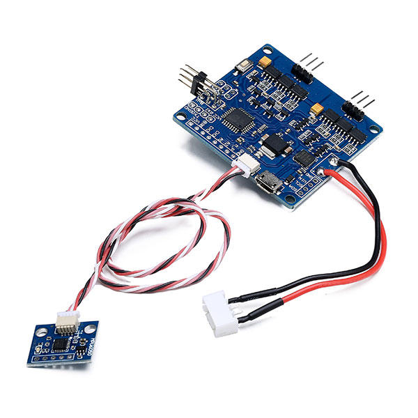 BGC 3.1 2 Axis Brushless Gimbal MOS Controller with Mini GY6050 Sensor For RC Drone