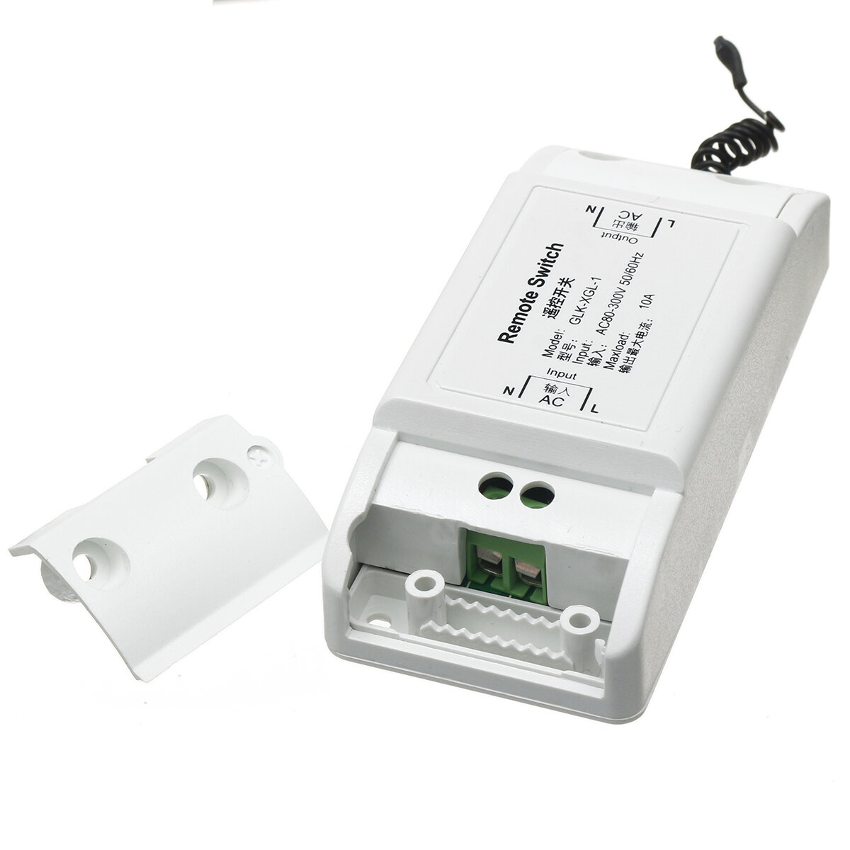 1//2Way Lamp Light Wireless Remote Control Switch Receiver Transmitter ON//OFF